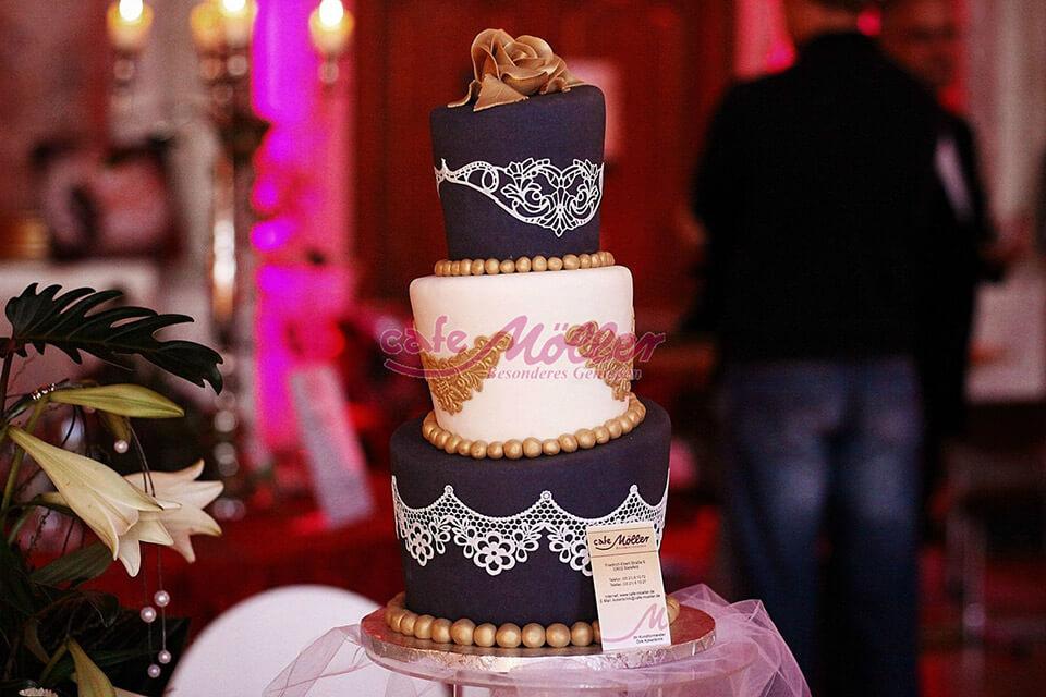 Cafe Möller - Hochzeitstorten