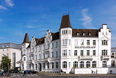 Bielefelder Hof - Location Bielefeld